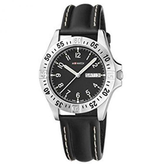 M-watch mondaine herre ur WBX.36320.LB