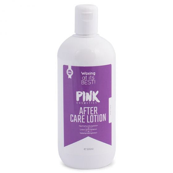 Pink cosmetics after care lotion aloe vera 500ml