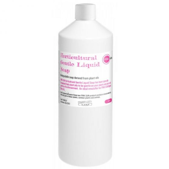 Pinksun horticultural gentle liquid soap 1L