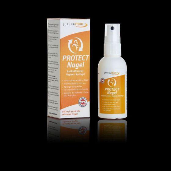 Prontoman protect nagel antibakterilles hygiene-sprühgel 50ml