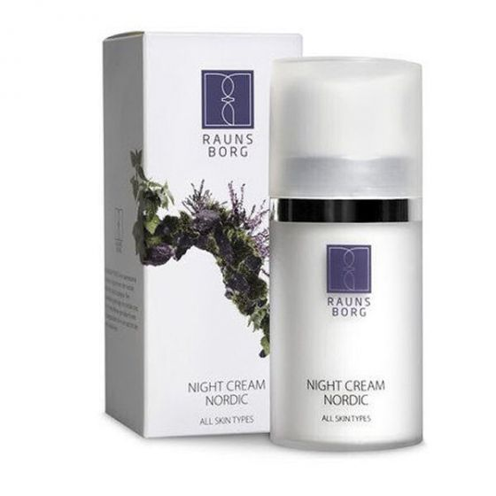 Raunsborg night cream nordic 50ml