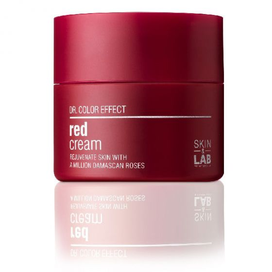Skin & lab dr. Color effect red cream 50ml