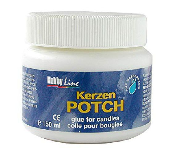 Hobby line kerzen potch glue for candles 150ml