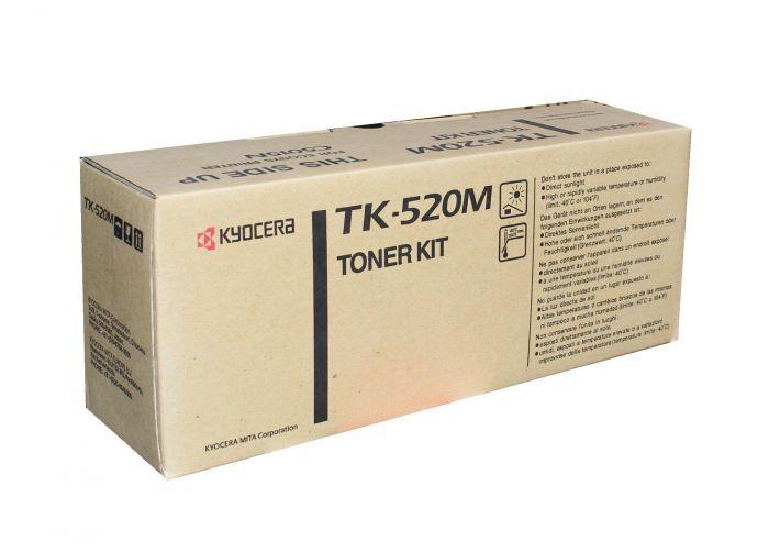 Kyocera TK-520M rød