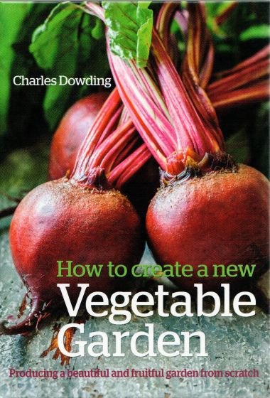Charles Dowding - How to create a new Vegetable Garden