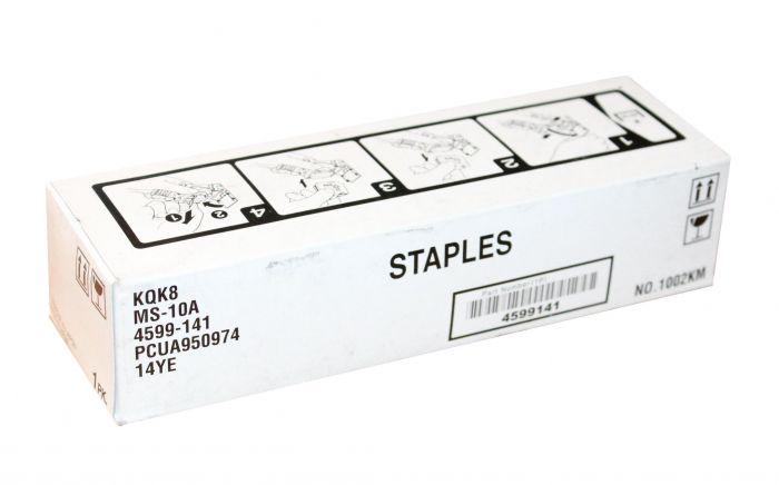 Hæfteklammer MS-10A 3 x 5000 stk