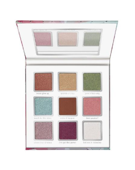 Essence crystal power eyeshadow palette 13,5g