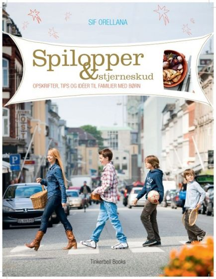 Sif Orellana - Spilopper & Stjerneskud