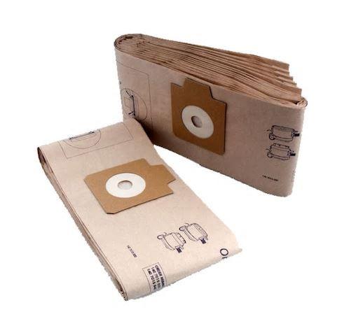 Nilfisk orginale støvsugerposer 1407015040 10pk