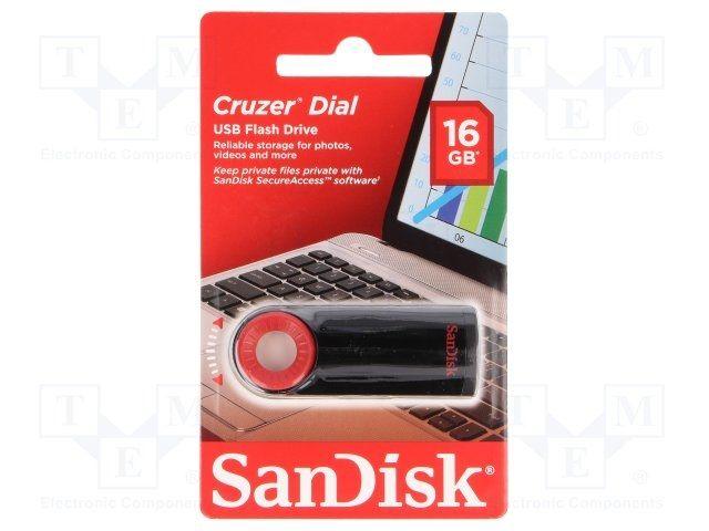 SanDisk cruzer deal USB flash drive 16Gb