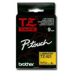 Brother TZ-621 9mm sort p