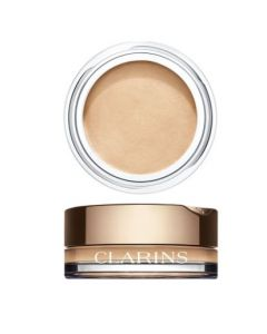 Clarins Ombre Velvet Eyeshadow 4 gr. 01 White Shadow