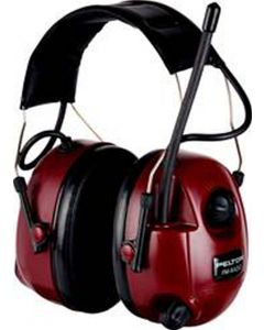 3M peltor alert FM radio red M2RX7A2-01