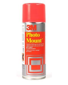 3M photo mount spraylim til foto og tryk ph neutral 400ml