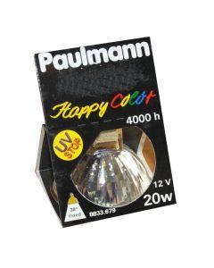 Paulmann halogen happy color GU 5.3 12V 20W 38Gr. Ø51mm