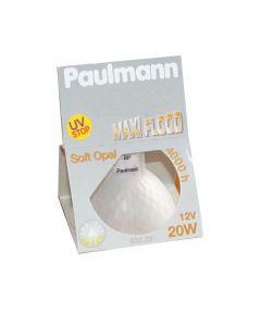 Paulmann halogen soft opal GU 5.3 12V 20W 38Gr. Ø51mm