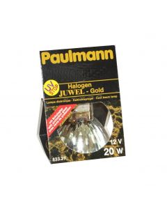 Paulmann halogen juwel GU 5.3 12V 20W 38Gr. Ø51mm