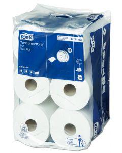 Tork T9 472193 SmartOne Mini Toilet Roll advanced