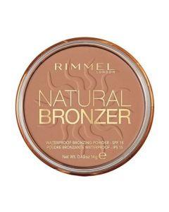 Rimmel natural bronzer 021 sun light 14g