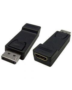 Video adapter DisplayPort han til HDMI hun fra Sandberg