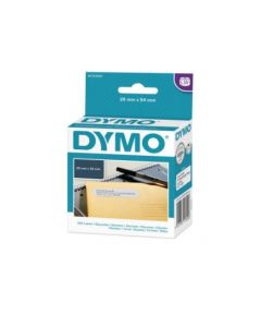 Dymo labels S0722520 25mm x 54mm 500stk