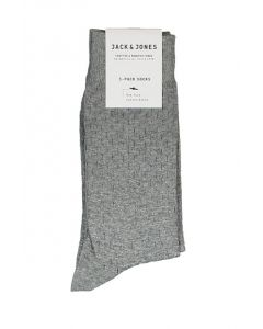 Jack & Jones sokker jac harry socks noos lysgrå str. one size