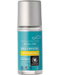 Urtekram Roll-on Deo Crystal No Perfume 50ml