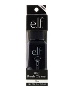 Elf daily brush cleaner clear 60ml