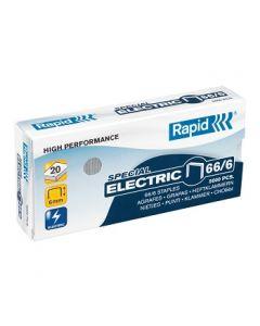 Rapid electric 66/6 5000 stk