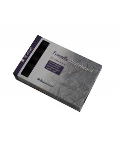 Friendly whiteboard penne chisel pk a 10 stk sort