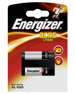 Energizer lithium photo 2CR5 6V