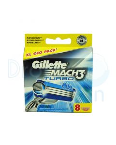 Gillette March3 turbo 8pk