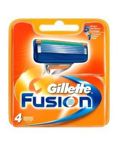 Gillette fusion proglide barberblade 4pk