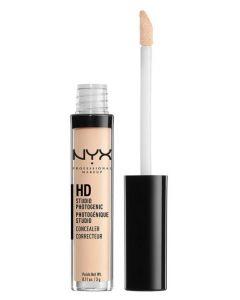 NYX HD studio photogenic concealer CW03 light 3g