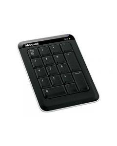 Microsoft Bluetooth number Pad sort