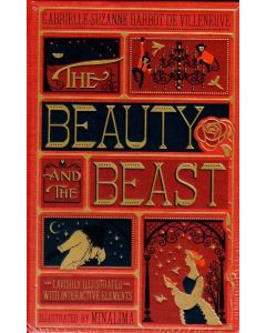 Gabrielle-Suzanne Barbot De Villeneuve - The beauty and the beast