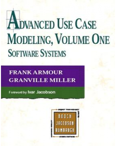Frank Armour - Advanced use case modeling