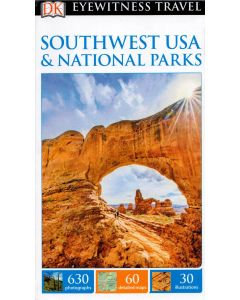 DK Eyewitness travel - Southwest USA & National parks