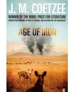 J.M. Coetzee - Age of iron