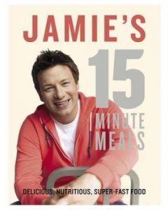 Jamie Oliver - Jamie´s 15 minute meals