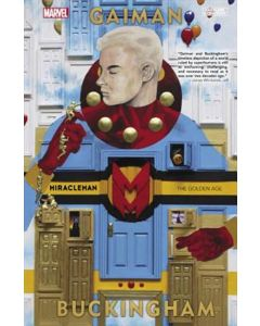 Niel Gaiman - Miracleman Buckingham Book 1: the Golden Age