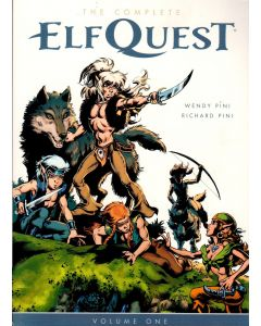 Wendy Pini - The complete Elf Quest volume one