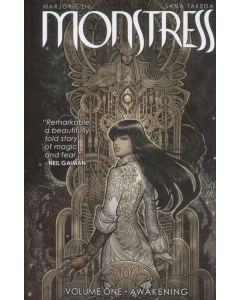 Marjorie Liu - Monstress 1 Awakening