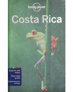 Lonely Planet - Costa Rica 10 udgave