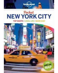 Lonely Planet - Pocket  New York City 4 udgave