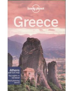Lonely Planet - Greece 11 udgave