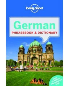 Lonely Planet - German phrasebook & dictionary 5 udgave