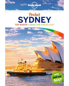 Lonely Planet - pocket Sydney