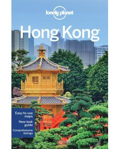 Lonely Planet - Hong Kong 16 udgave
