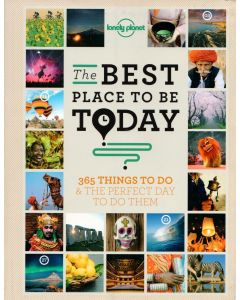 Lonely Planet - The best place to be today